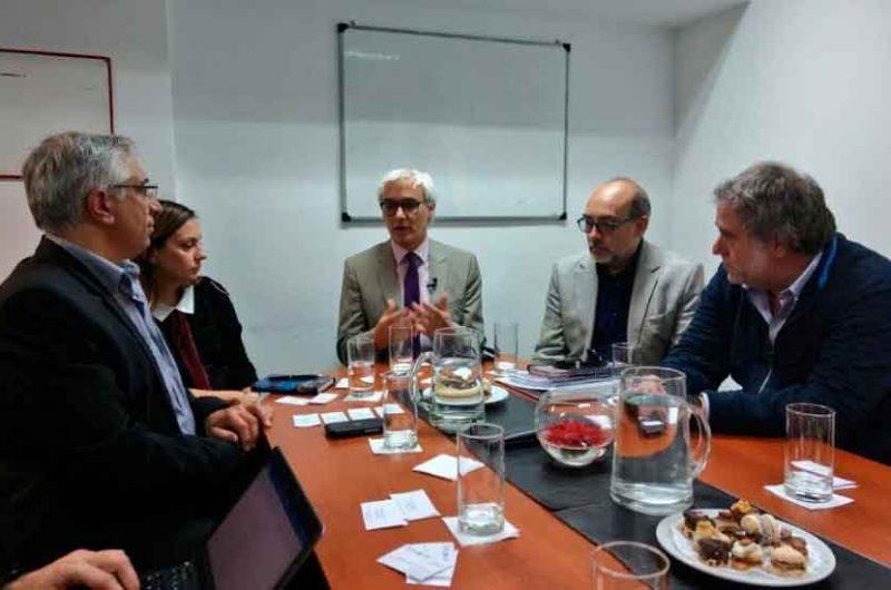 Mesa de diálogo con el Relator Especial de las Naciones Unidas sobre el Derecho a la Privacidad