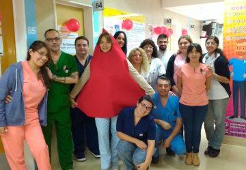 """Comenzó la """"Semana de la donación voluntaria de sangre"""""""
