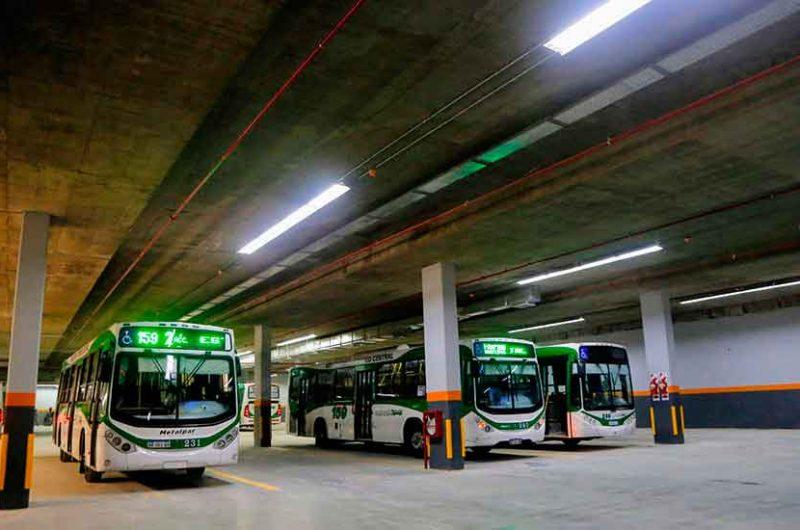 Inauguran nuevo estacionamiento subterráneo en el Parque del Bajo