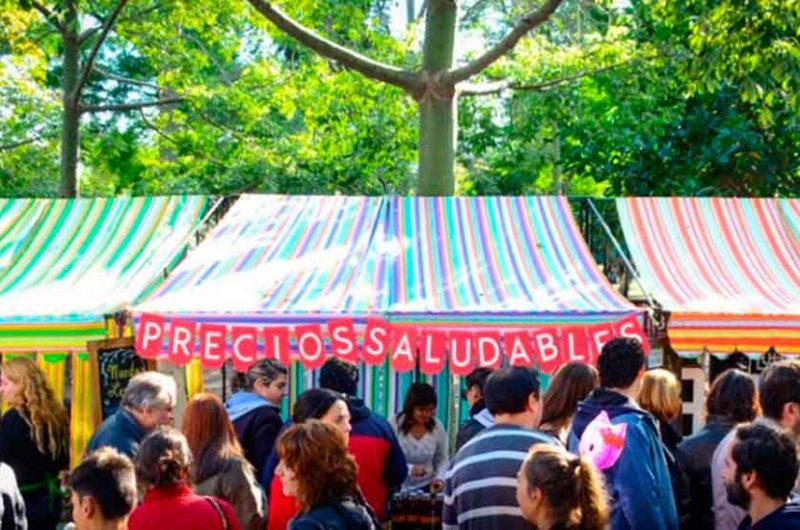 Este 1 y 2 de junio Buenos Aires Market vuelve al Parque Lezama