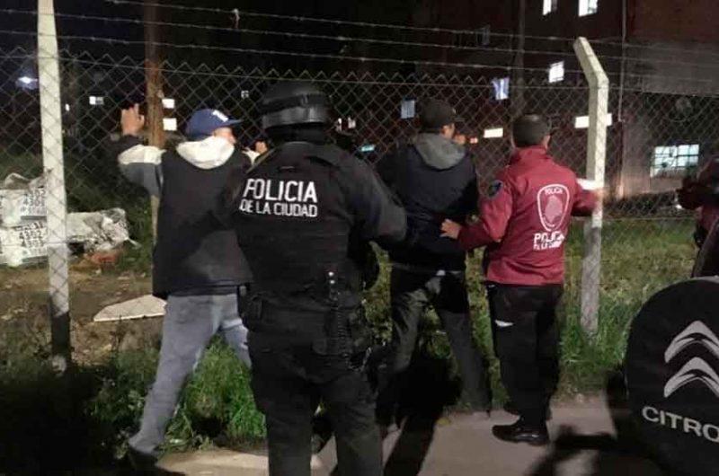 Operativos de saturación policial en la Ciudad