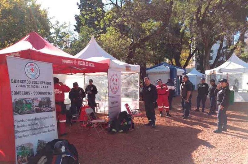 Se realizo una nueva edición de Barrios Activos en Villa Crespo