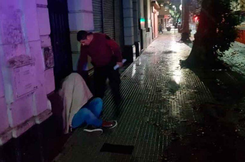 La Policía detuvo a un arrebatador con pedido de captura