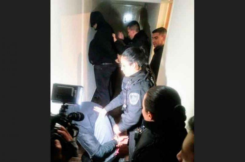 Capturaron a falsos policías en Balvanera