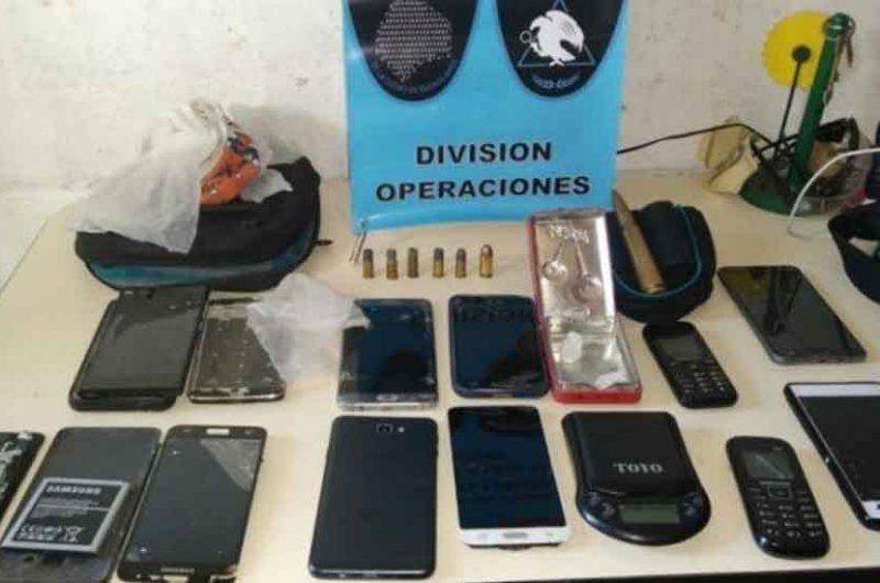 La Policía desbarató banda narco que vendía droga en el Barrio 31