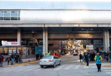 Viaducto Mitre: abrieron al transito la calle Echeverría