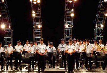 """Concierto de la """"Orquesta de vientos de la Policía de La Ciudad"""""""