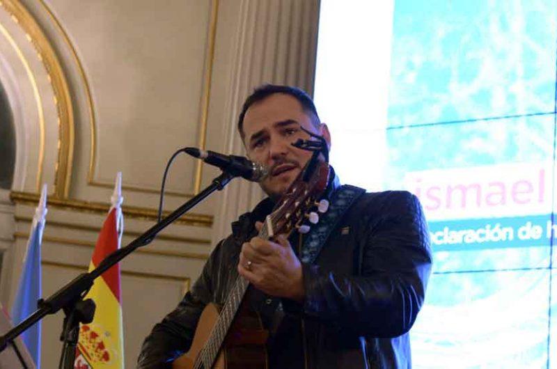 Ismael Serrano es Huésped de Honor de la Ciudad