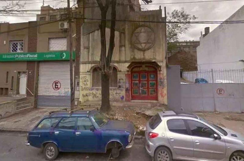 Se recuperó una antigua sinagoga del barrio de La Boca