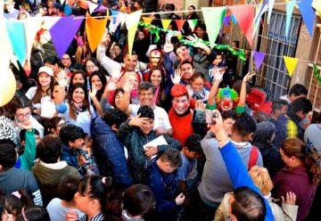 La Policía de la Ciudad celebró el Día del Niño