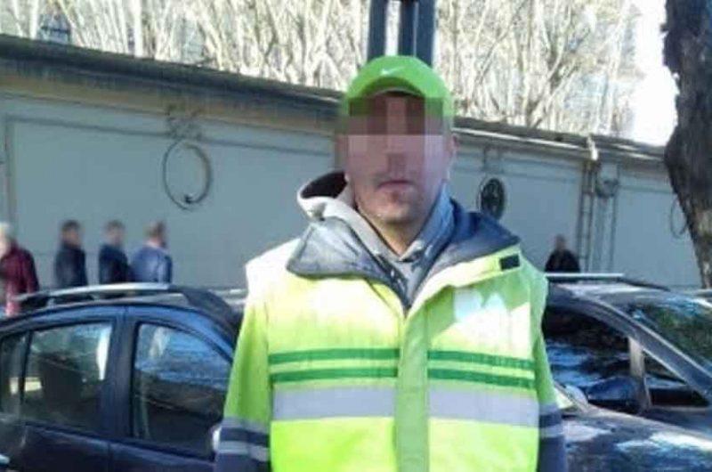 Dos hombres se hicieron pasar por recolectores de basura