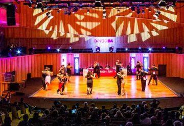 """Hasta el 21 de agosto """"Tango Buenos Aires"""" en la Ciudad"""
