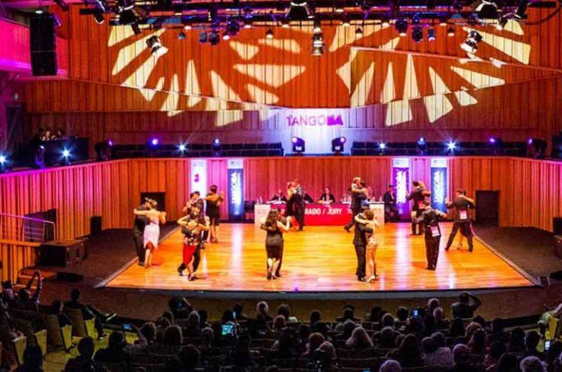 Hasta el 21 de agosto «Tango Buenos Aires» en la Ciudad