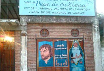 """Centro de Participación Comunitaria """"Padre Pepe de la Sierra"""""""