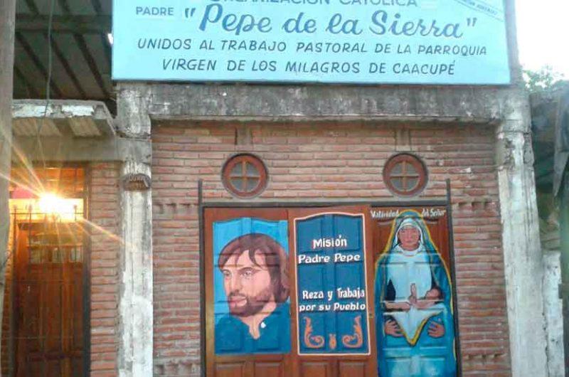 Centro de Participación Comunitaria «Padre Pepe de la Sierra»