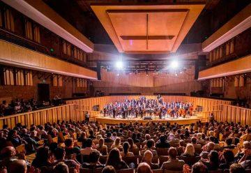 La Orquesta Filarmónica de Buenos Aires en la Usina del Arte