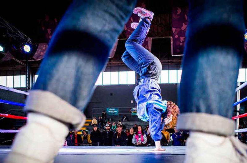 """Arte en Barrios y Usina del Arte: """"Fem Power Hip Hop"""""""