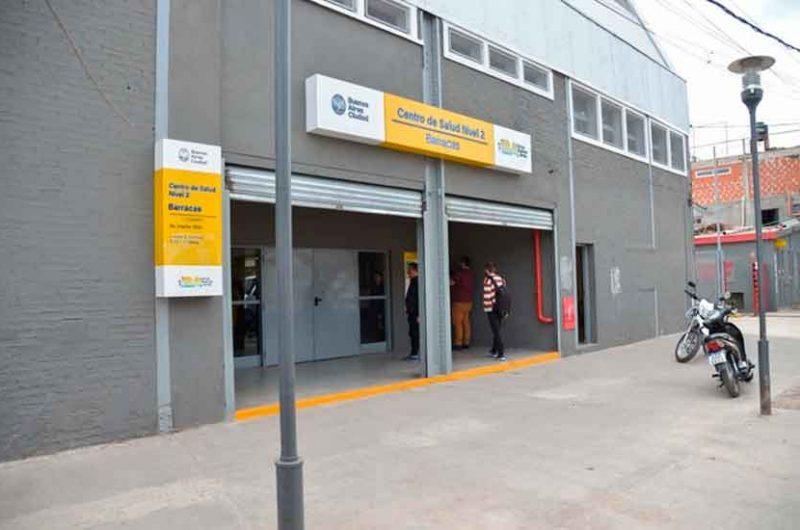 Nuevo Centro de Especialidades Médicas Ambulatorias de Referencia