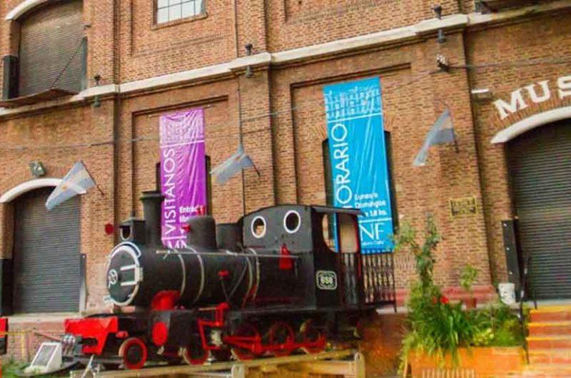 Reabrió sus puertas el Museo Nacional Ferroviario