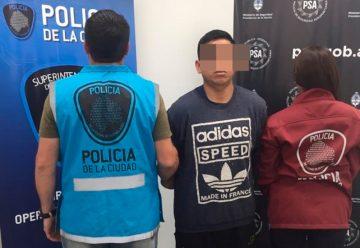 La Policía detuvo al asesino de un colectivero