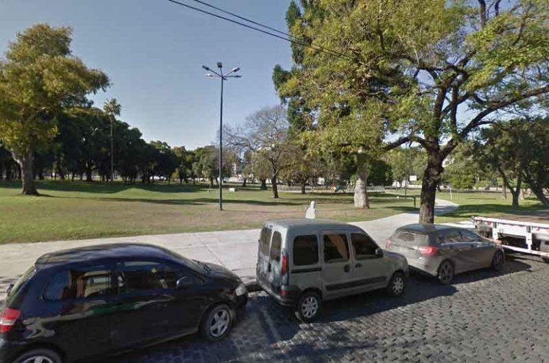 La Justicia ordenó detener las obras en el Parque España