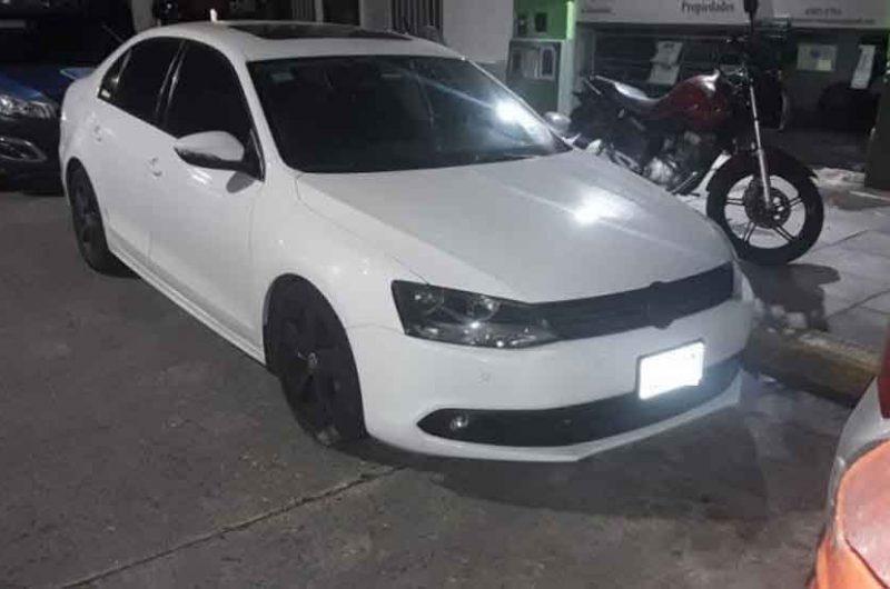 La Policía detuvo a dos ladrones de autos en La Boca