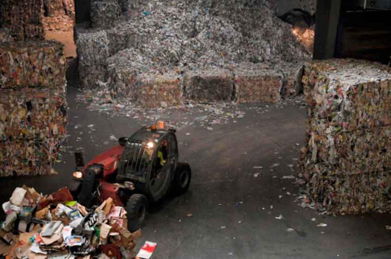 Declaran nula la ley de gestión de residuos sólidos