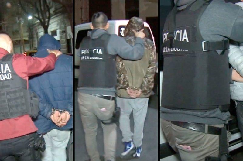 Clausuraron un búnker narco en una casa usurpada de Constitución