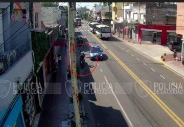 La Policía detuvo a dos hombres que portaban un arma de guerra