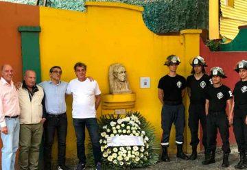 Homenaje Juan de Dios Filiberto