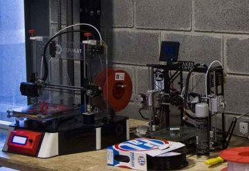 Servicio de impresión 3D gratuito en la Ciudad