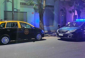 La Policía detuvo a un ladrón de taxis en Parque Patricios