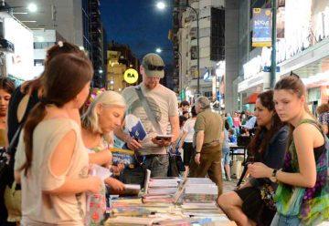 """Llega una nueva edición de """"La Noche de las Librerías"""""""