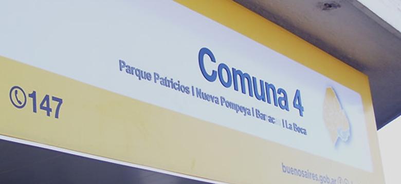 Denuncian que la ciudad redujo el presupuesto de la Comuna Nº 4