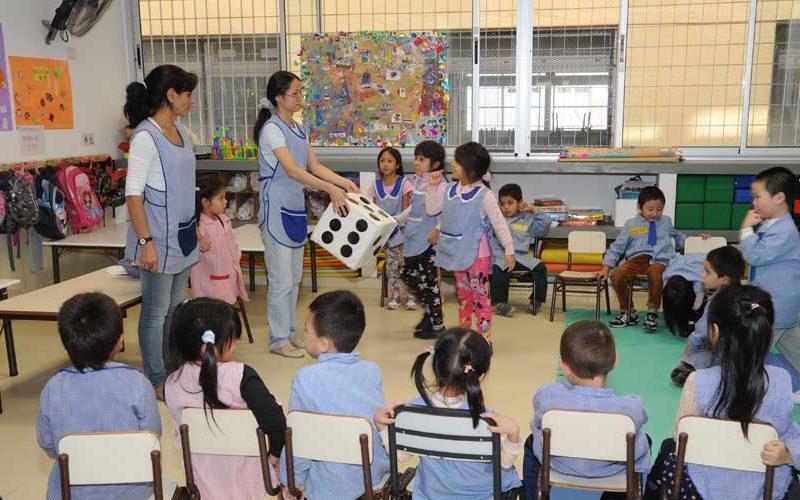 Parque Patricios tiene la primera escuela bilingüe estatal