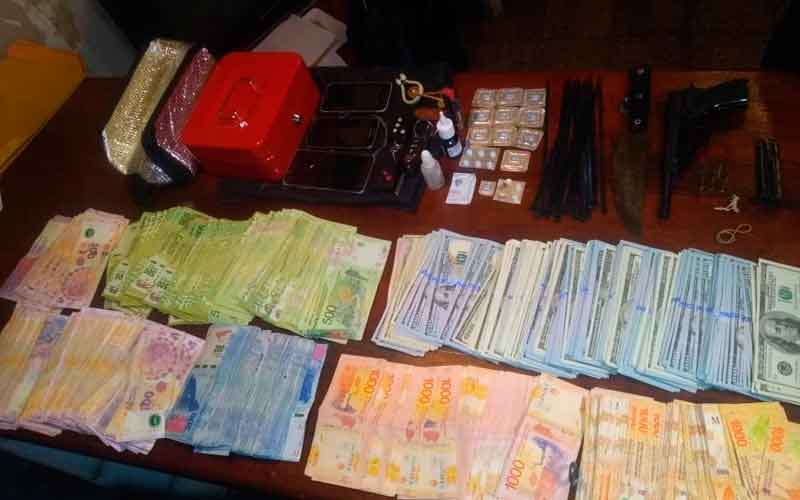 Capturan a una «Viuda Negra» que drogó y robó a un comerciante