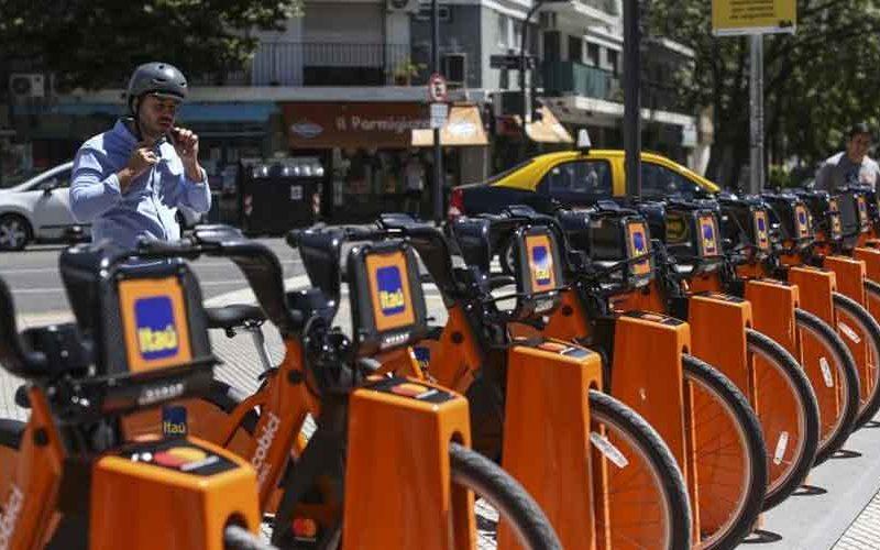 La Ciudad decidió remover 20 estaciones del sistema Ecobici