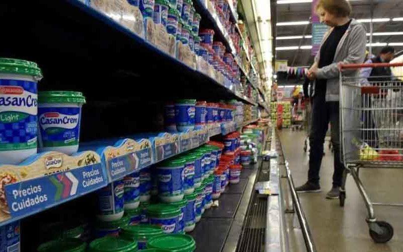 Las ventas en la Ciudad cayeron 1,3% anual en enero
