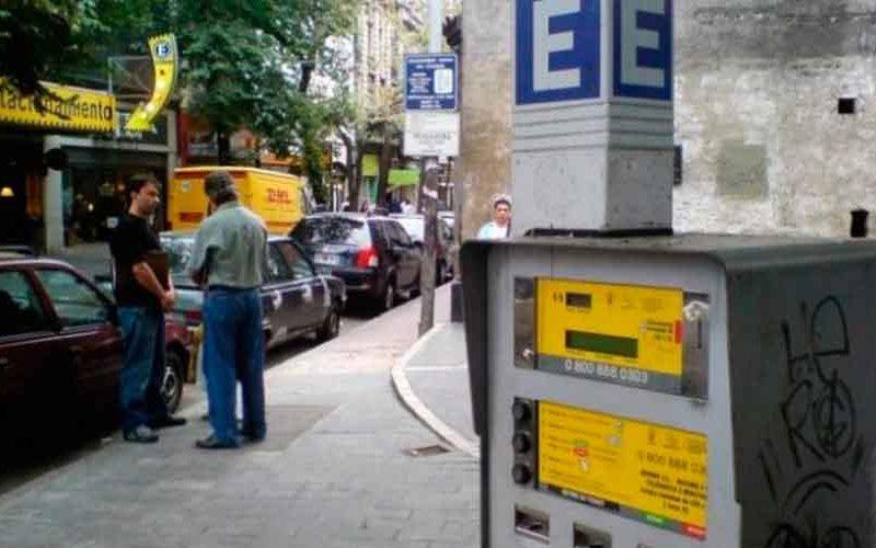 Marziotta: El estacionamiento medido es «privatización del espacio público»