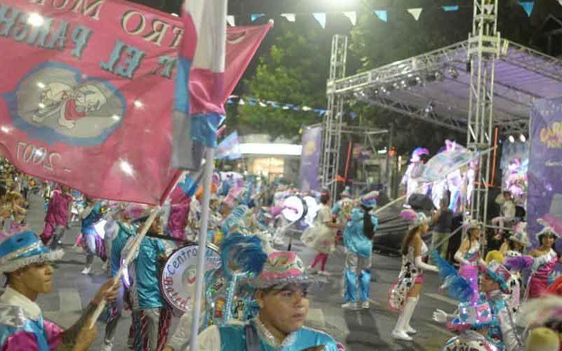 Continúa el Carnaval con espectáculos para toda la familia