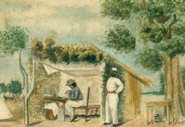 Arte en tiempos de guerra: Las acuarelas del Gral. José Ignacio Garmendia