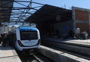 La nueva estación elevada Dr. Sáenz permanecerá cerrada
