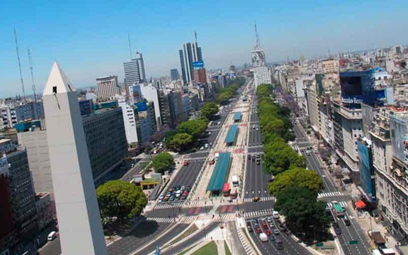 ATENCIÓN: Desvío del Metrobus 9 de Julio por obras