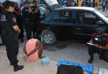 La Policía detuvo en Barracas a tres dealers extranjeros