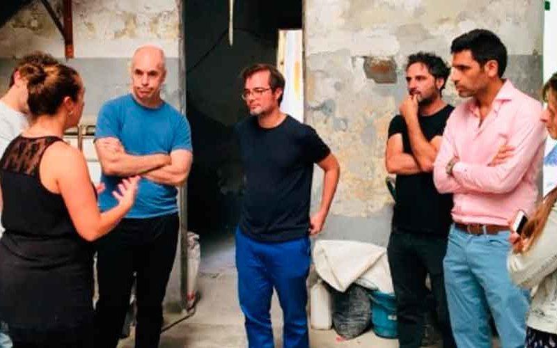 Grupo de Teatro Comunitario Los Pompas