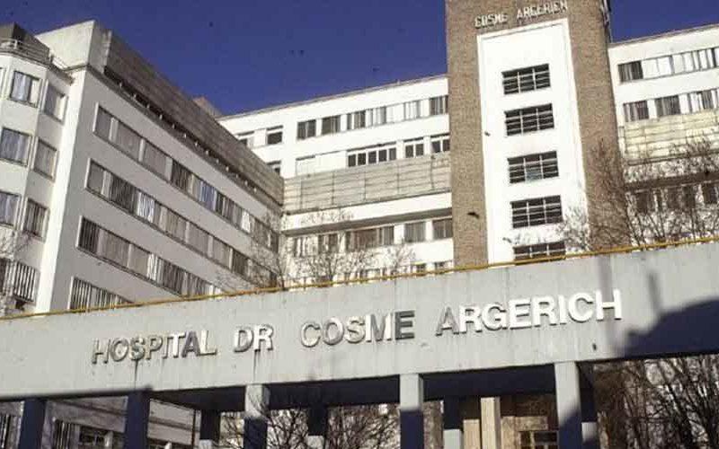 """El Hospital Argerich se encuentra en """"colapso operativo"""""""