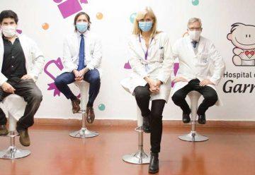 El Garrahan realizó tres trasplantes de corazón durante la pandemia