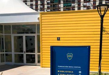 Nuevas autoridades de la Fundación Boca Social