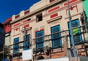 Fundación Andreani inaugurará su nuevo edificio en La Boca