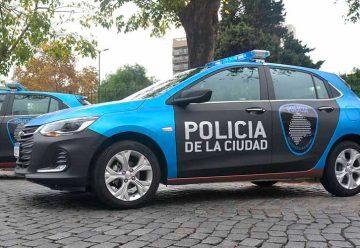 Chevrolet entregó 10 unidades a la Policía de la Ciudad para tareas de prevención